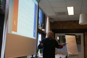 Einführungskurs mit Ronnie Gardiner (Niederlande)